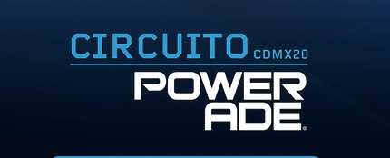 Circuito Powerade CDMX20